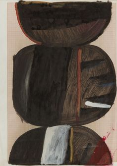 Jan Berdyszak - Kompozycja, 1963 r.