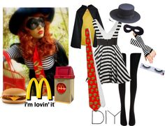 hamburglar by shemshay on polyvore