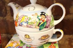 Karol Pinheiro » Alice's Tea Cup, o restaurante mais fofo de NY