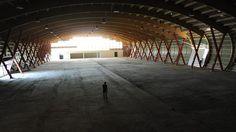 venta de antequera sevilla | En la imagen, la sala de exposiciones principal del Palacio de Ferias ...