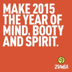 Resolved to start lifting this year? Here are a few things you can lift at a Zumba class: Mind. Booty. Spirit.  #letitmoveyou #doyouevenlift