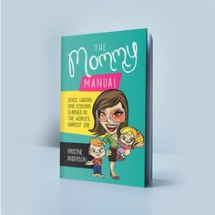 Have you felt the madness? I need a book cover that conveys the crazy chaos/sweetness of motherhood