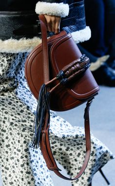 New York Fashion Week (or, more accurately, New York Fashion Eight Days and Some Presentations Before and After) is, to be blunt, never the best place to spot excellent luxury handbags on the runway. (That honor goes to either Paris or Milan, depending on the season.) It always boasts a few winners if you're willing …