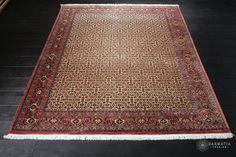 Bidjar Garrus; wełna z jedwabiem; 173x238 Dywany kolekcjonerskie Sarmatia Trading