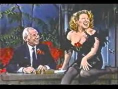 "Bette Midler's Farewell to Johnny Carson: ""One For My Baby, and One More For the Road"" - YouTube"