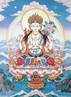 Midsommerkursus med Dupsing Rinpoche