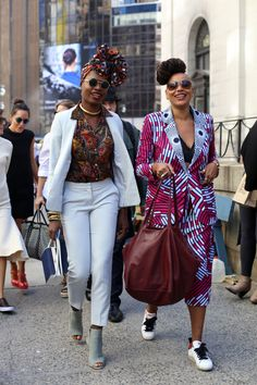 NYFW: the best of street style in the Fashion Week - The Pocket