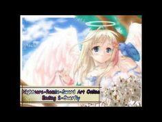 Nightcore-Remix-Sword Art Online Ending 2-Overfly