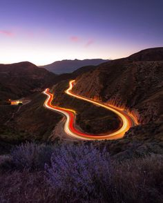 I guess you can say I've got a thing for curvy roads  by trueinfocus