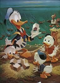 "Carl Barks - ""The Square Egg"""