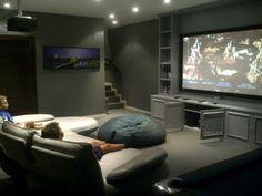 Sala de cine / tv