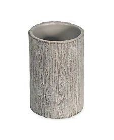 Destinations Driftwood 2 Waste Basket & Reviews - Bathroom Accessories - Bed & Bath - Macy's Shower Nozzle, Destinations, Seaside Decor, Beach Boardwalk, Tech Gifts, Grey Wood, Tissue Box Covers, Rustic Charm, Wood Construction