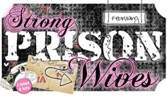Strong Prison Wives are a great prison support movement for wives & girlfriends in need of a shoulder during the missing of their loved one incarcerated. Missing My Love, Love You, Let It Be, Prison Quotes, Prison Wife, Prison Inmates, Wife And Girlfriend, Proud Of Me, Children And Family