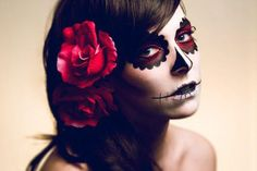 DIY Halloween Makeup : Halloween Costume Makeup