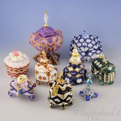 Beaded boxes - Bead&Button Magazine Community - Forums, Blogs, and Photo Galleries