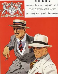 men's summer hats | Icons of Men's Style: Panama Hat | BOLD JACK ...