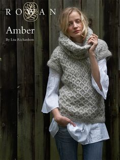 Amber - register on site for FREE pattern download