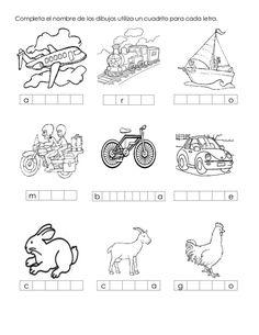 une palabras con los dibujos - Buscar con Google
