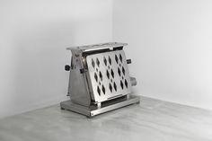 AEG Toaster, designed by Peter Behrens, 1955 (? Corporate Design, Monopoly Board, Toaster, Designer, Art Deco, Vintage, Industrial Design, Toasters, Vintage Comics