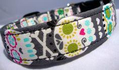 Talk about super fun fabrics - Etsy's FunkyMutt has great stuff!