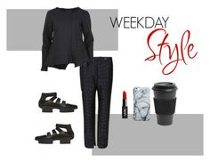 WEEKDAY STYLE by idaretobe on Polyvore featuring Rundholz, Trippen and Homage