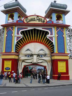 ✮ Luna Park - Melbourne, Australia