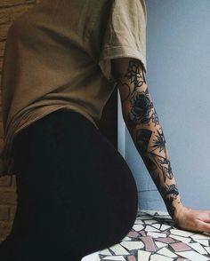 the best full sleeve tattoos Arm Tattoo, Skull Tatto, Neck Tatto, Tattoo Hals, Thai Tattoo, Spinal Tattoo, Mandala Tattoo, Lion Tattoo, Tattoo Animal