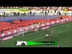 Rayados 2 - 1 Jaguares (J3, Apertura 2012) 04/08/2012