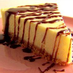 Mascarpone Cheesecake with Almond Crust Recipe
