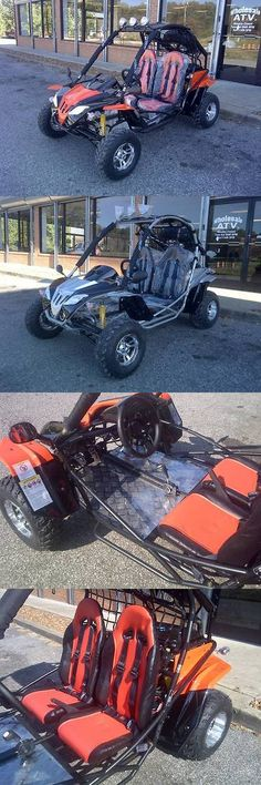 Complete Go-Karts and Frames 64656: New Adult Go Kart 200Cc Dongfang Df200gkf 11Hp BUY IT NOW ONLY: $2699.0