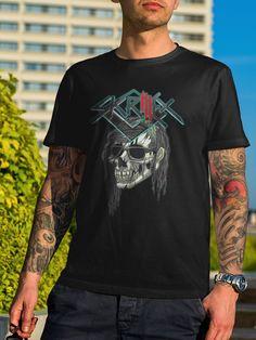 Skrillex DJ Dubstep Deadmau5 Electronic Dance Music T-Shirt