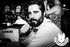Der #Systemadministrator Ferenc möchte sich als #BeardofGermany vorstellen ... jetzt abstimmen auf www.beard-of-germany.de