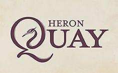 Heron Quay Logo - Logos of the Alphabet - letter Q logo