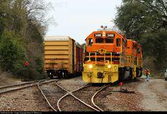RailPictures.Net Photo: BAYL 3400 Bay Line Railroad EMD SD40-2 at Hilton, Georgia by Allan R. Willams Jr.
