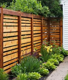 1191 best fence ideas images in 2019 garden fencing landscaping rh pinterest com