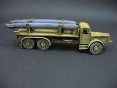 Faun L900 mit U-Boot Biber - customscales Webseite!