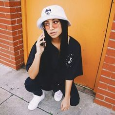 21 Best Bucket Hat Outfit images  b07e661e784f