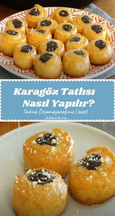Turkish Recipes, Italian Recipes, Party Fotos, Fish And Meat, Fish And Seafood, Recipe Box, Turkish Sweets, Doughnut, Sweet Recipes