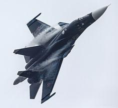 Sukhoi Su-34 Russian Air Force | Pavel Bukanov | Flickr