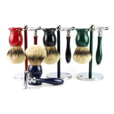 "Classic Shaving ""Spectrum"" Shave Set with Gift Box"