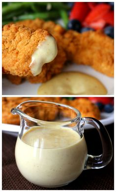 Ridiculously Quick Easy Honey Mustard Dipping Sauce