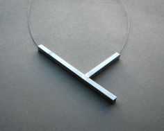 Y Necklace from MOA by Ingrid Montoya