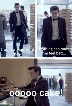 Me and the Doctor have so much in common