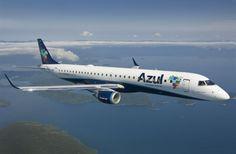 Azul terá 3 mil voos extras na alta temporada :: Jacytan Melo Passagens