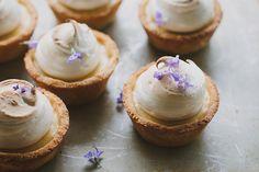 gluten-free lemon maple meringue pies that are low FODMAP based on ingredients list