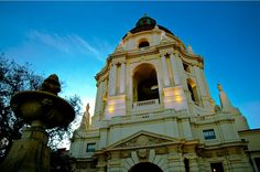 Take a stroll around Pasadena City Hall for a picture of two, then head over to the Old Town area just a few short blocks away for food & shopping