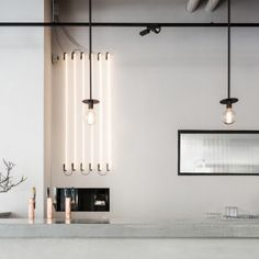 Richard Lindvall renovates former Stockholm sausage factory for Usine Restaurant