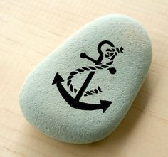 anchor paperweight