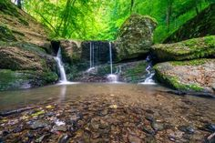 The ten most beautiful gorges in Germany - Reisen - Urlaub Fun Outdoor Games, Outdoor Fun For Kids, Canyon River, Germany Travel, Outdoor Travel, Day Trips, Amazing Photography, Places To Travel, Most Beautiful