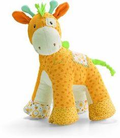 Best Buy Gund Baby Hopscotch Giraffe, Yellow The best bargains - http://wholesaleoutlettoys.com/best-buy-gund-baby-hopscotch-giraffe-yellow-the-best-bargains
